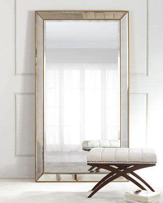 floor mirror neiman aldina golden beaded floor mirror at neiman marcus home ultra lounge night club ideas