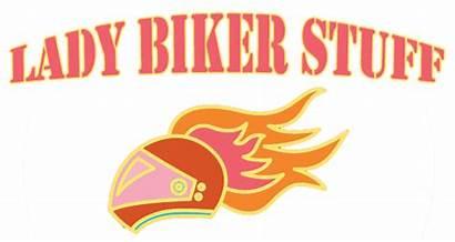 Stuff Biker Lady