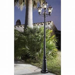 Lampadaire D Extérieur : lampadaire exterieur terrasse ~ Edinachiropracticcenter.com Idées de Décoration
