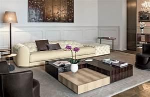 Table Basse Tendance : mobilier design nouvelles tendances de style et confort ~ Teatrodelosmanantiales.com Idées de Décoration