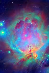 Outer Space Galaxy Nebula