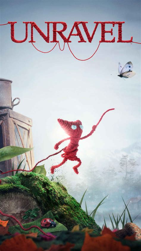 Unravel Wallpaper by Unravel Wallpapers