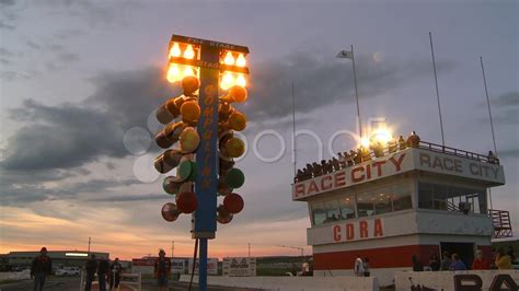 click and drag make a christmas tree motorsports drag racing tree lights pro lights stock footage