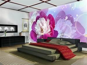 Schlafzimmer Tapeten Bilder : tapetenmuster schlafzimmer gr n ~ Sanjose-hotels-ca.com Haus und Dekorationen