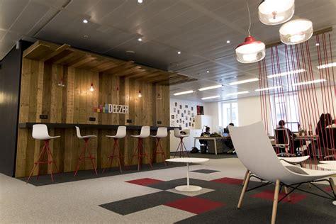 deezer bureau de nouveau bureaux livrés à une start up tetris db