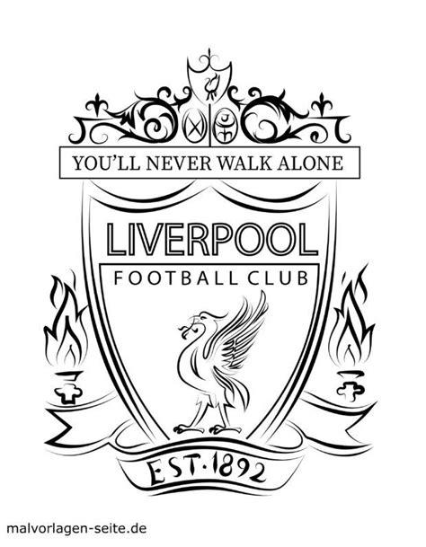 vorlage logo liverpool fc