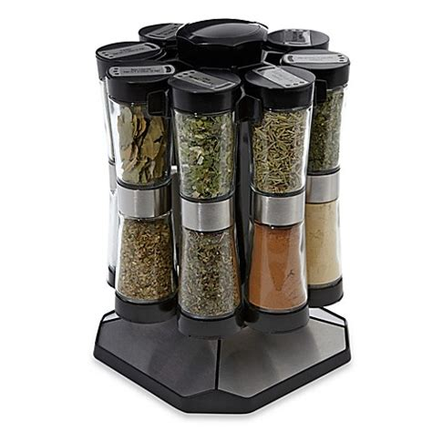 Spice Rack Sets by 2 In 1 Hourglass Spice Rack Set Bed Bath Beyond