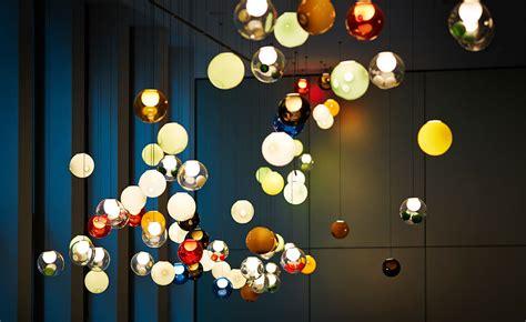 pendant lighting modern bocci 28 1 single pendant light hivemodern com