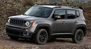 Jeep Renegade Night Eagle Lands In Uk  Starts From  U00a321 595