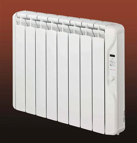 elnur kw oil filled electric radiator hr digital control
