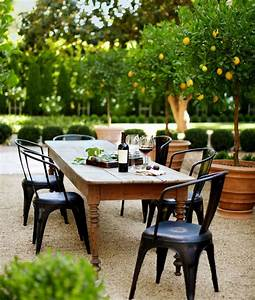 Striking, Outdoor, Dining, Room, Ideas