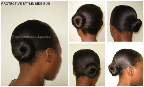 protective styles for permed hair tomes edition protective hairstyles for relaxed texlaxed