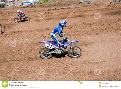 motocross races uk motocross competition editorial stock image image 33472564