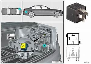 Vehicle Electrical System Bmw G31 Touring 59003