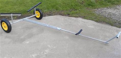 Inflatable Boat Trolley by Dinghy Launching Trolleys Boat Launching Wheels