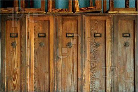 wood wooden locker plans blueprints  diy