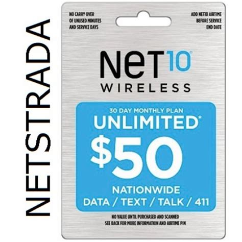 net10 phone number net10 50 unlimited airtime prepaid topup card talk text