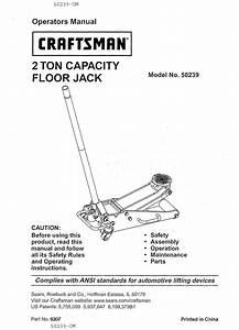 379 B1 Floor Jack