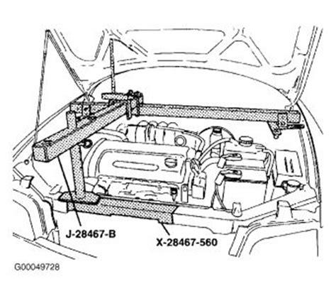 motor repair manual 2000 daewoo nubira electronic throttle control howtorepairguide com how to remove timing belt on 2000 daewoo nubira