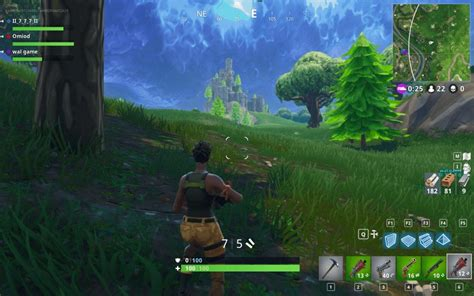 Fortnite (2018) by Epic Games / People Can Fly Windows game