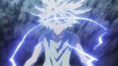 Godspeed Killua Wallpapers Anime God Speed Hunter
