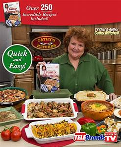 dump dinners cookbook as seen on tv