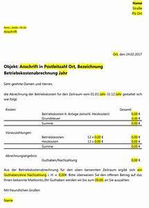 Vermieter Nebenkostenabrechnung Vorlage : vorlage f r nebenkostenabrechnung nebenkostenabrechnung ~ Michelbontemps.com Haus und Dekorationen