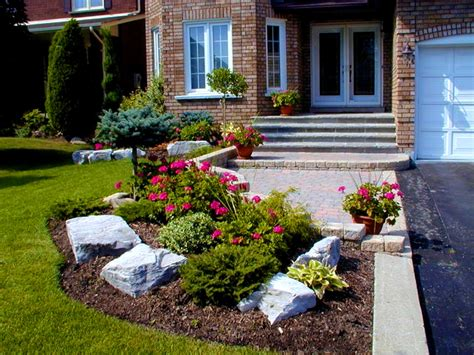Collection Small Front Yard Landscaping Ideas Pictures
