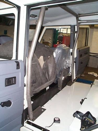 Safety Devices Defender Double Cab Pickup External