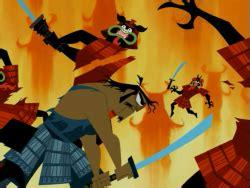 samurai jack  birth  evil