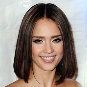 Coupe Carré Lisse : coiffure carre brune ~ Melissatoandfro.com Idées de Décoration