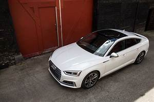 Audi A5 Sportback 2018 : 2018 audi a5 s5 sportback first drive review a niche worth exploring ~ Maxctalentgroup.com Avis de Voitures