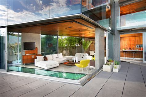 Impressive Glass House In California by Impressive Glass House In California By Jonathan Segal