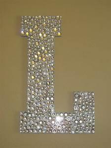 gorgeous rhinestone monogram letter quotlquot wedding monogram With jeweled monogram letters