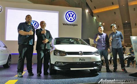 Update Motor Show 2018 : Volkswagen Polo Vrs With 138 Bhp Launched At Indonesia
