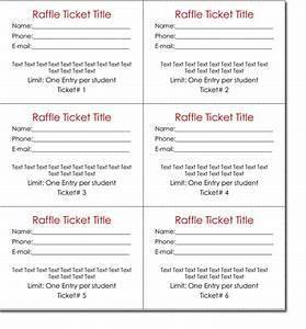 blank raffle tickets printable carbonmaterialwitnessco With numbered event ticket template free
