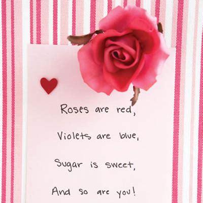 Valentine's Day Short Poems