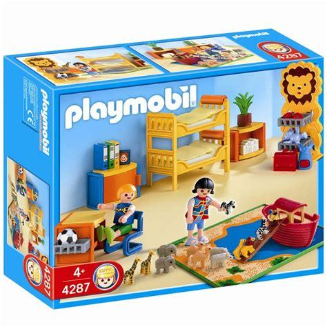 chambre des parents playmobil playmobil 4287 chambre des enfants achat vente univers