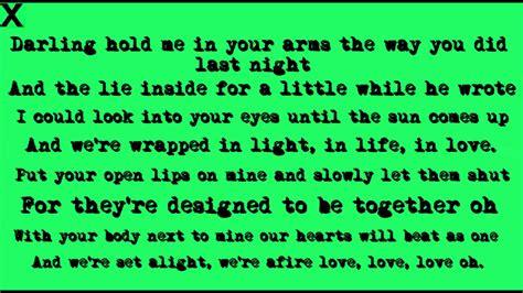 Ukmix View Topic Ed Sheeran Afire Love
