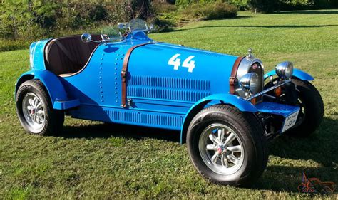 1927 Bugatti Type 35b Replicar! Look