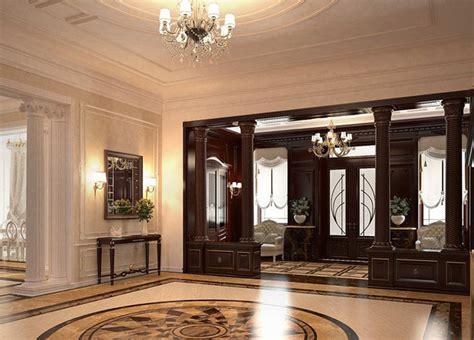 Элитный дизайн интерьера квартир в классическом стиле