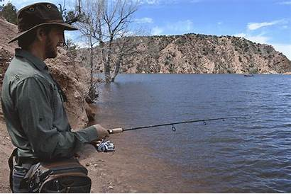 Fishing Fish Hooking Catching Outside Guide Start