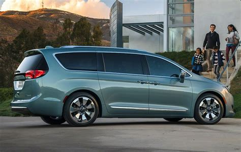 2018 Chrysler Town And Country Release Date Go4carzcom
