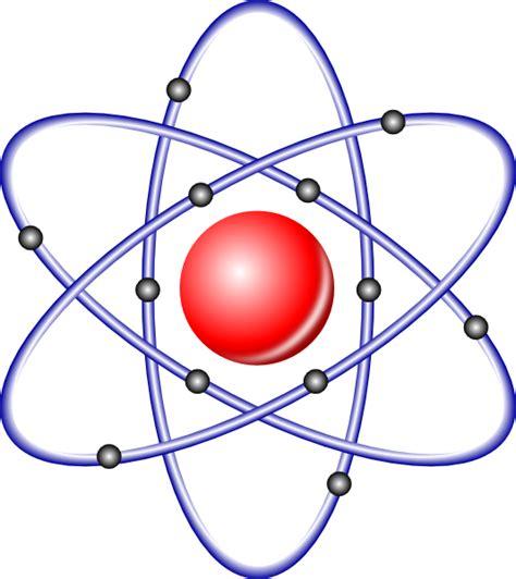 Atom Clipart Atom Nucleus Electrons Clip At Clker Vector Clip