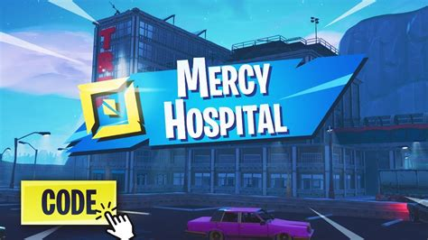 fortnite hide  seek mercy hospital map fortnite