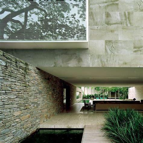 this stunning modern house features kandla grey sandstone