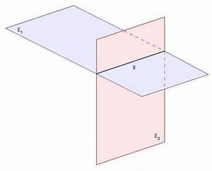 Schnittgerade Zweier Ebenen Berechnen : 2 ebenen ~ Themetempest.com Abrechnung