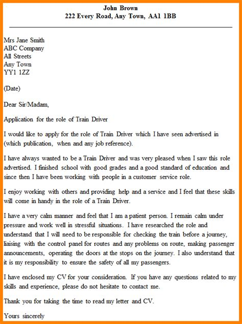 application letter company driver 28 images resume for