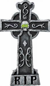 Decoration Halloween Pas Cher : d coration pierre tombale lumineuse halloween pas cher ~ Melissatoandfro.com Idées de Décoration