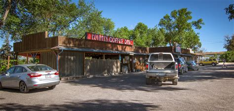 Coyote's coffee den dirba šiose srityse: Coyote's Coffee Den - Royal Gorge Area's Premier Coffeehouse - Contact Us
